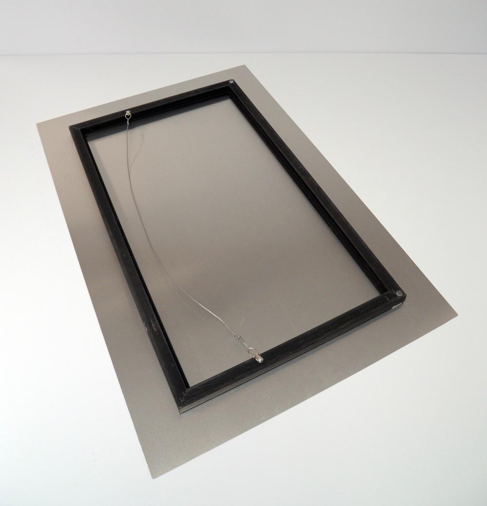 Aluminum Frame back