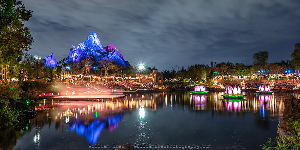 Rivers of Light Everest Photograph | William Drew Photography