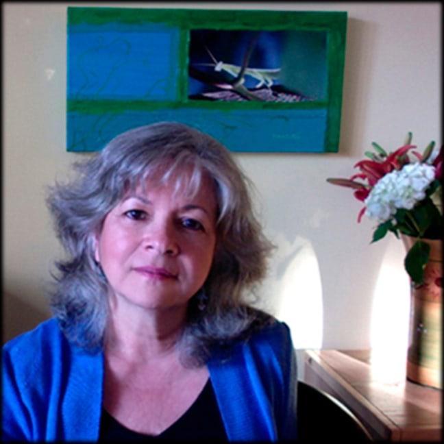 Gallery Curator, Artist, Debra Cortese