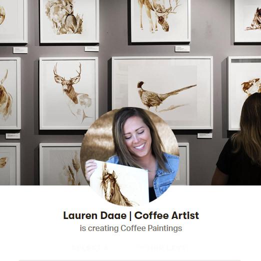 Lauren Daae on Patreon
