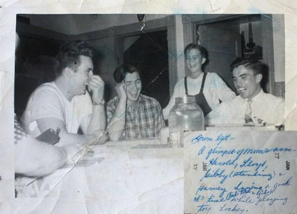 Harold Dynna & Family