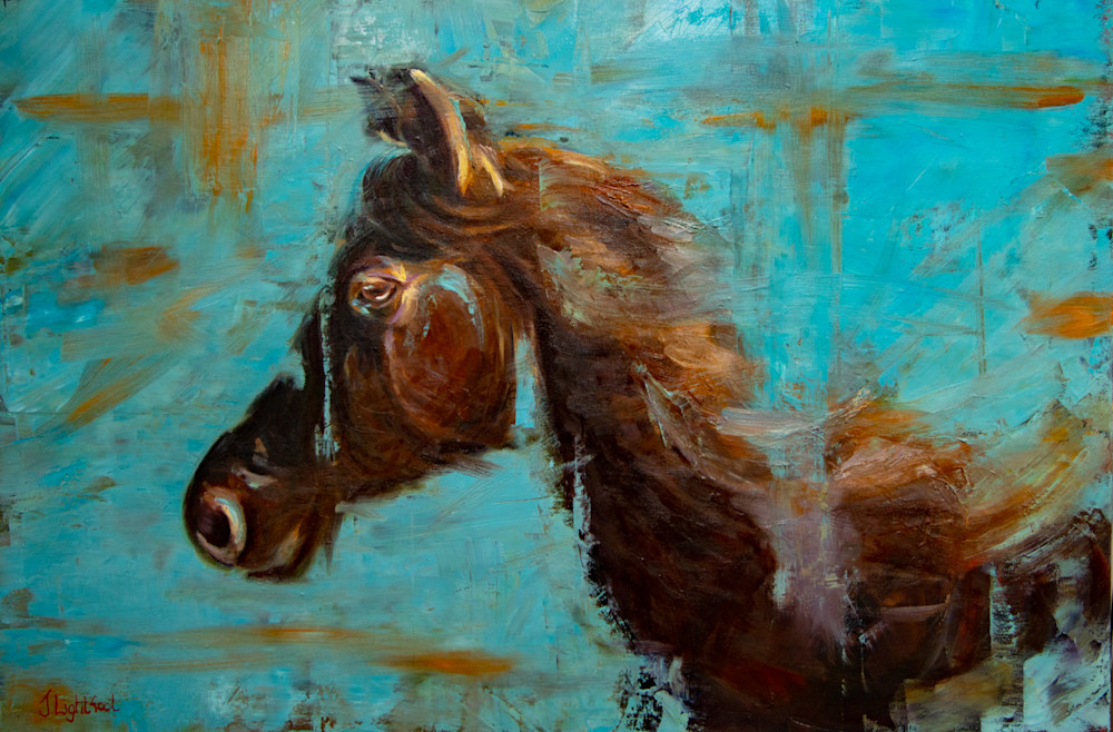Oil Painting by Jamie Lightfoot