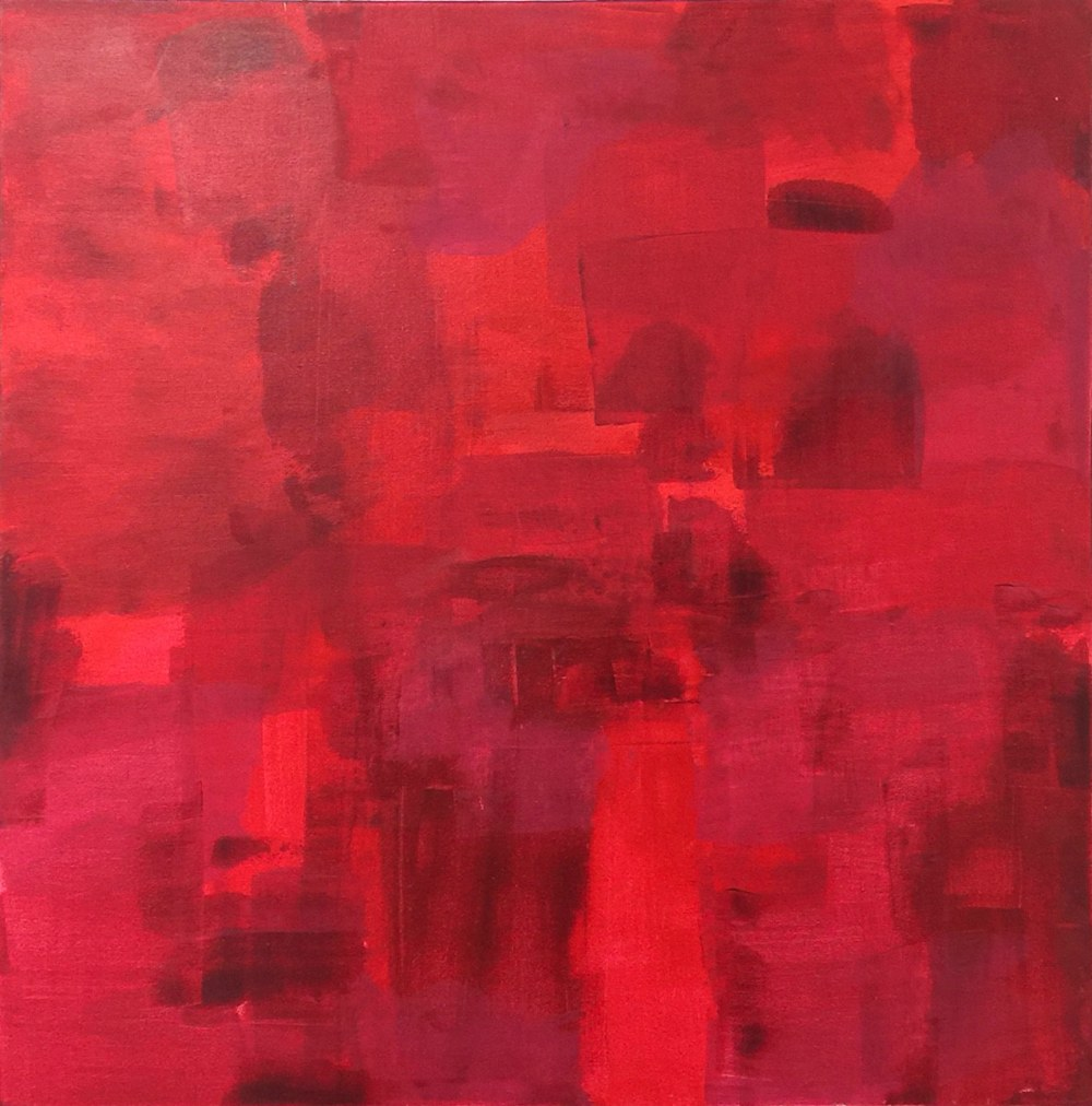 Abstract IV by Linda Simopoulos