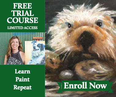 Free Online Oil Painting Class
