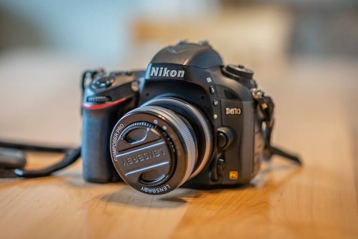 Lensbaby Sweet 50 on Nikon D610