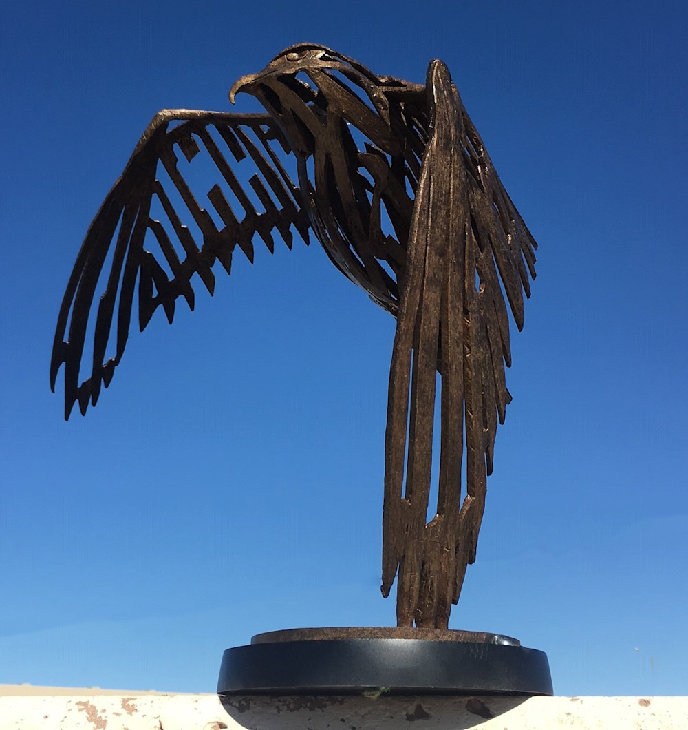 Al Glann Sculpture | Madaras | Tucson Art Gallery