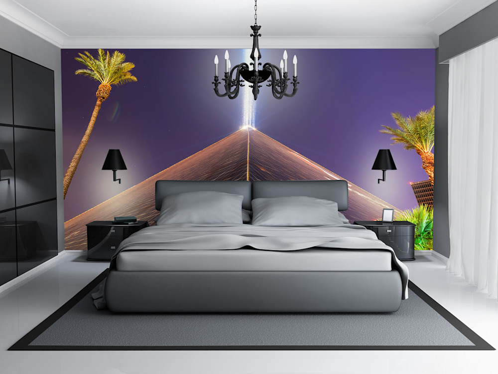 Luxor Las Vegas - Vegas Wall Murals | Custom sizes and free ground shipping
