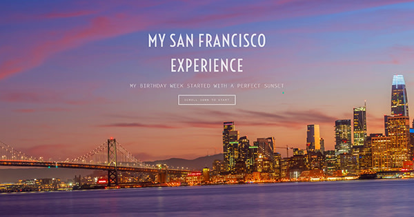 My San Francisco Experience - A Photographic Tour by William Drew Photography