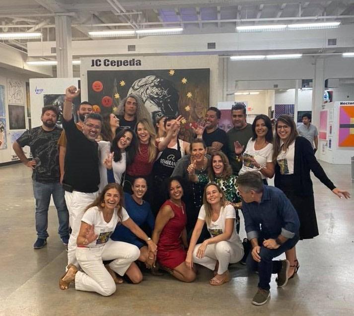 Inspire-Miami 2019 Artists