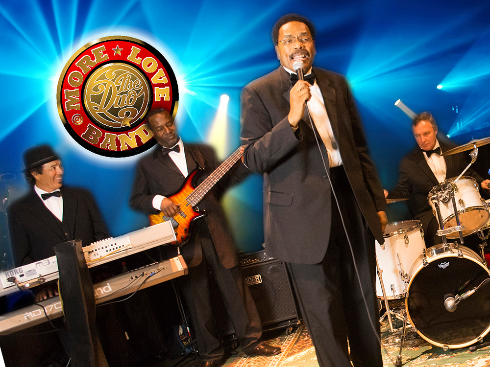 James Loveless with More Love Band