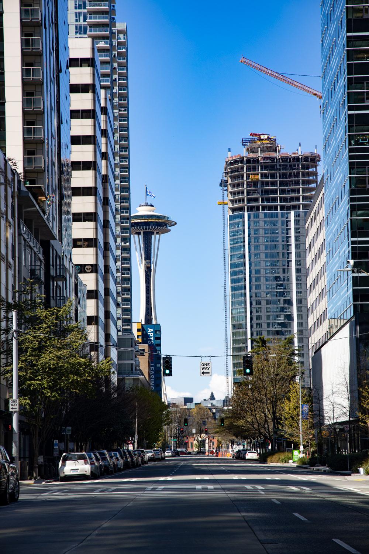 Seattle in Covid 19