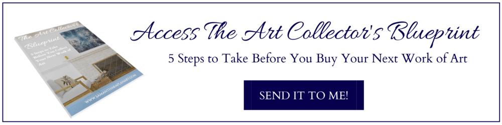 the art collector's blueprint