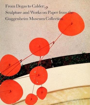 free Guggenheim online catalog cover