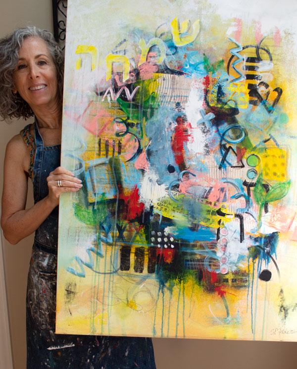 Photo of Sharon Feldstein