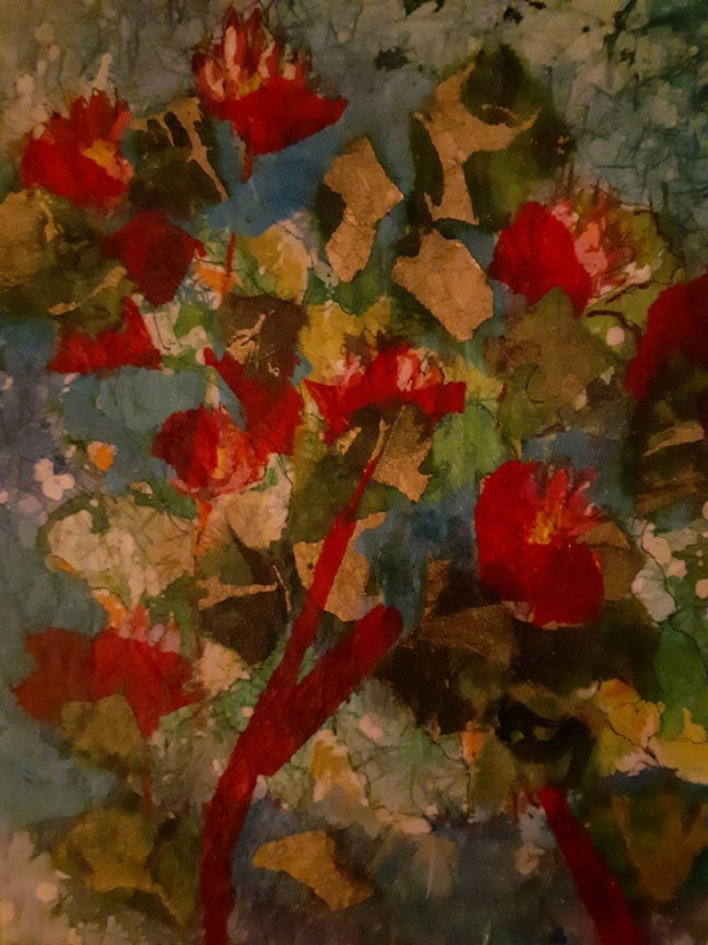 Lily Pond by Karen Chadbourne