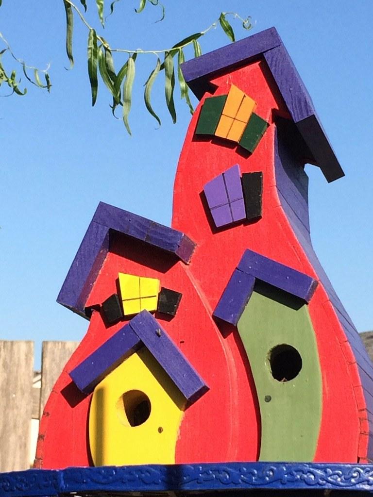 The Wren House That Survived Derecho 2020