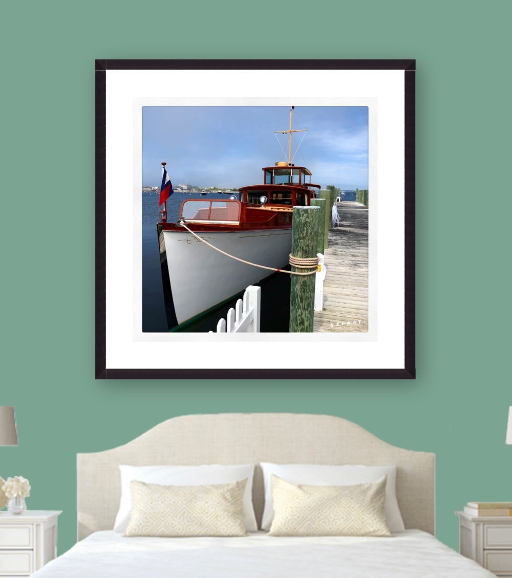 Watch Hill Yacht Wall Decor