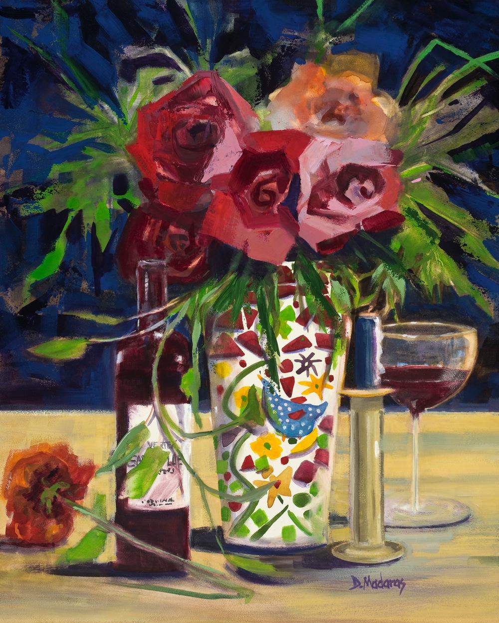 Still Life for Joan by Diana Madaras