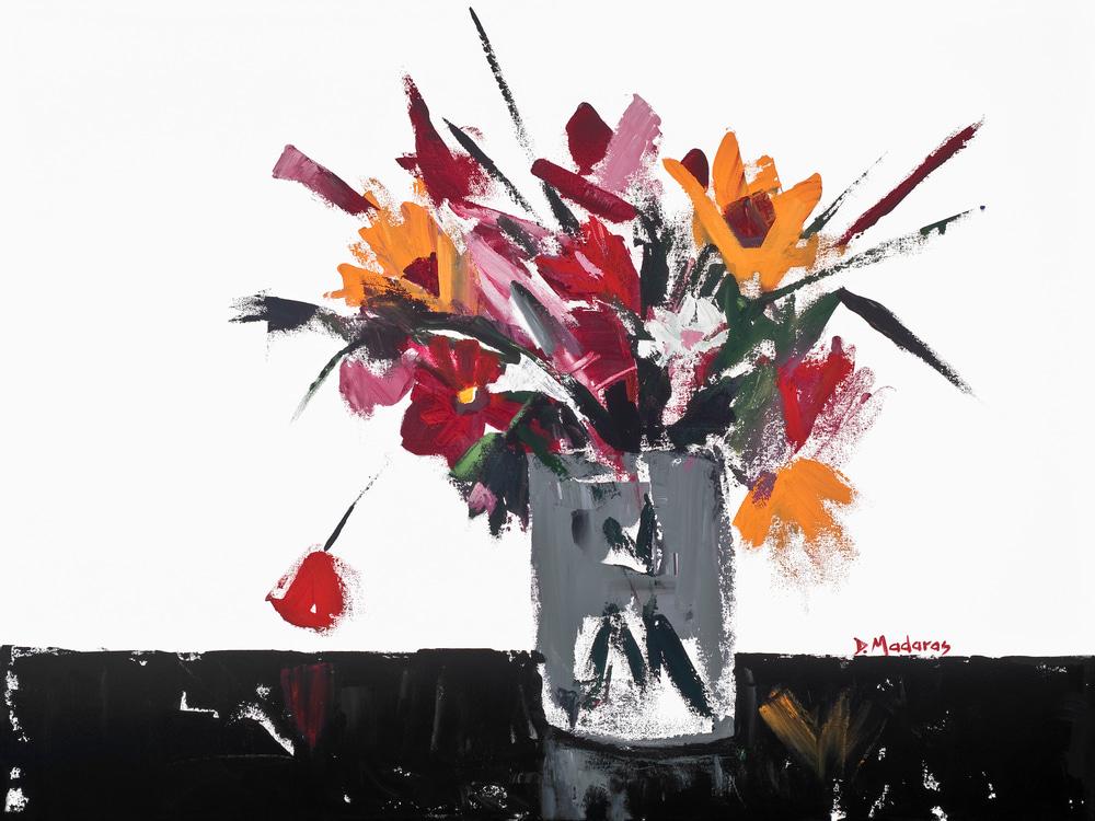 Flowerscape by Diana Madaras