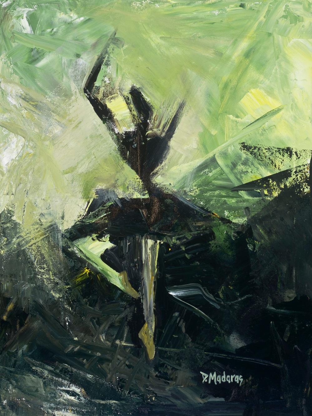 Tiny Dancer I by Diana Madaras