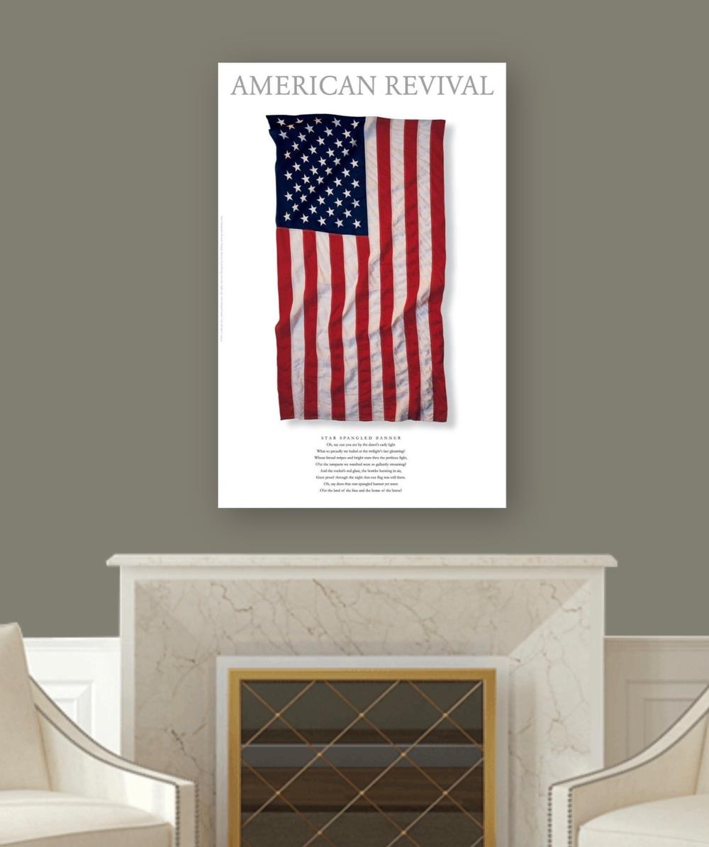 American Revival Art Print