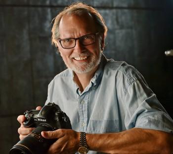 Golf Course Photographer, Dave Sansom