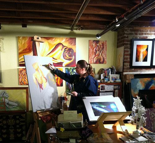 Susan Searway-Fertig | Artist