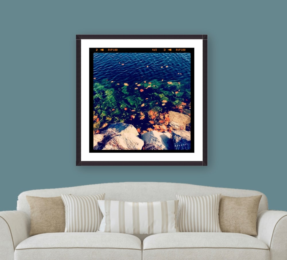 York Harbor Fall Wall Decor