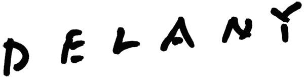 george delany artist logo