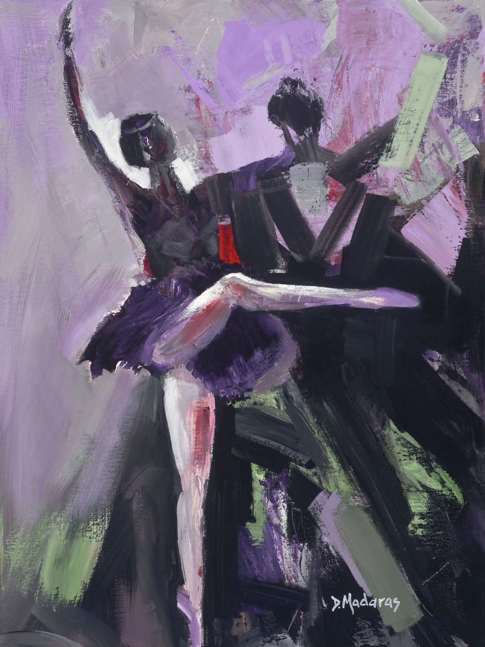 The Last Dance Painting