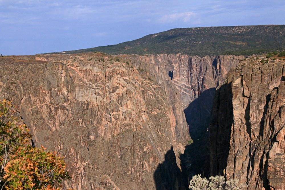 Canyon Rim view
