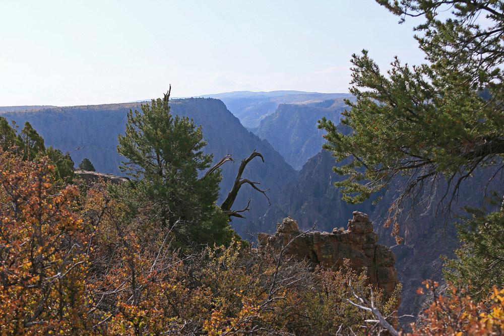 Beautiful canyon view.