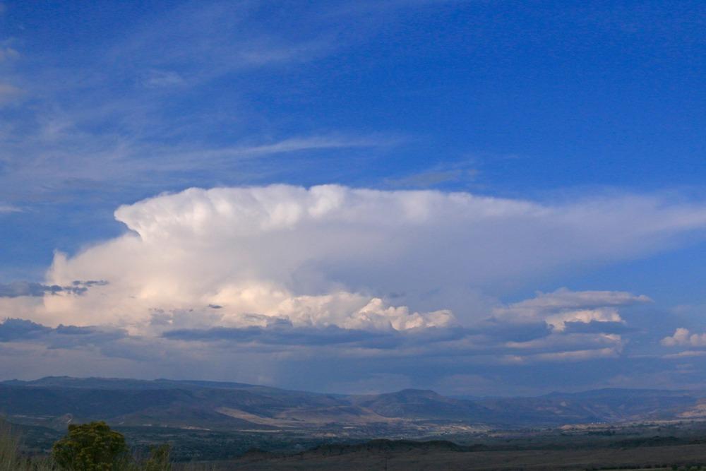 """Anvil"" Cloud"