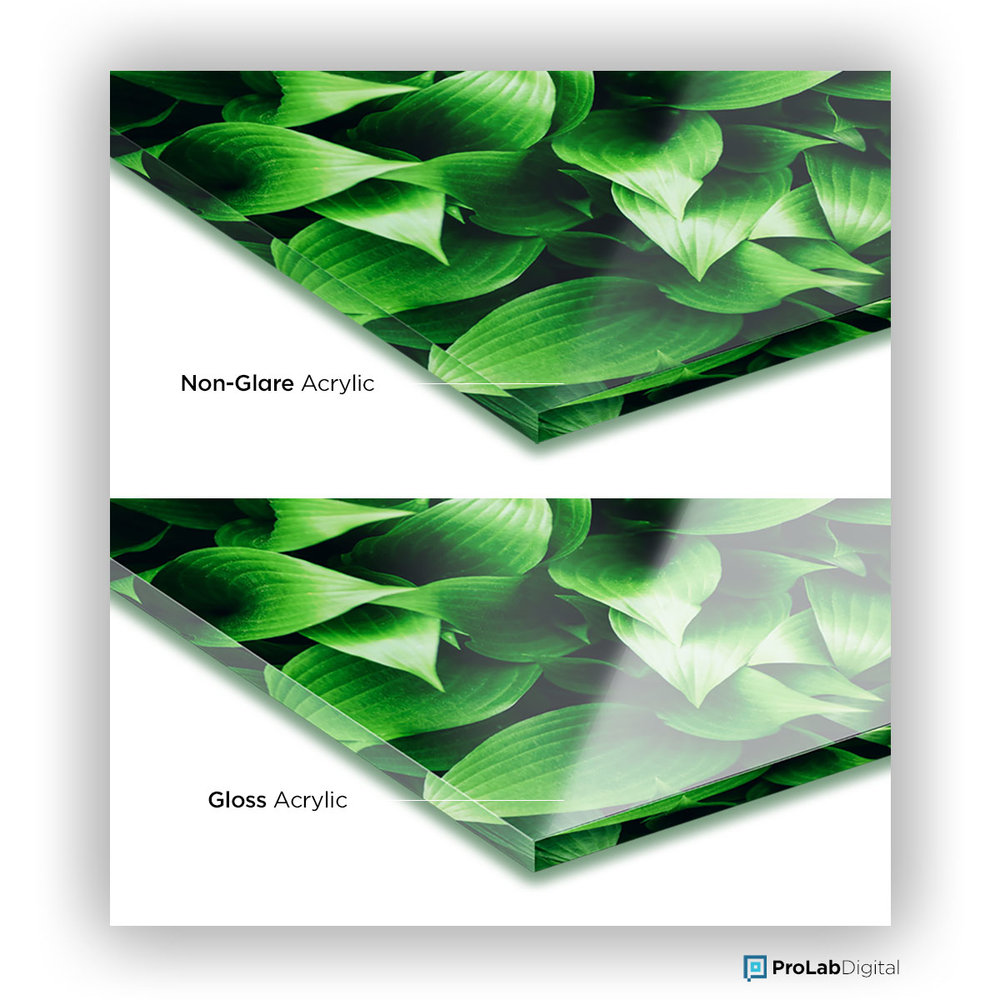Non-Glare Acrylic Upgrade