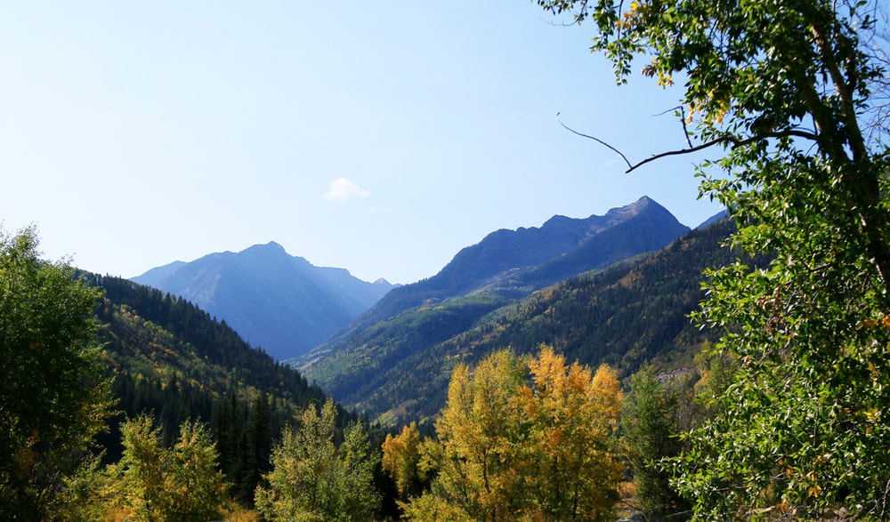 Raggeds Wilderness view