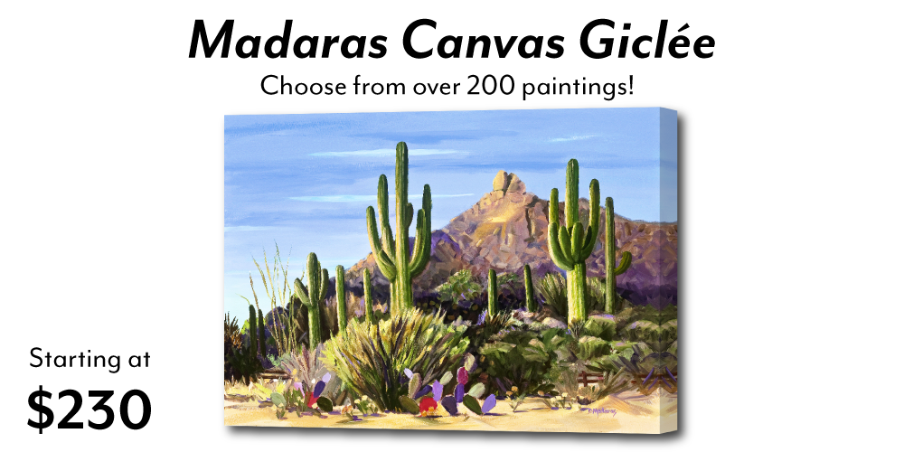 Madaras Canvas Giclees