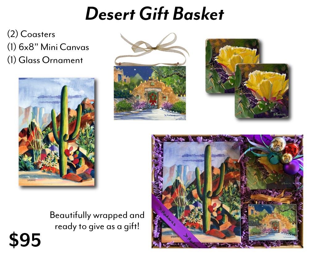 Desert Gift Basket