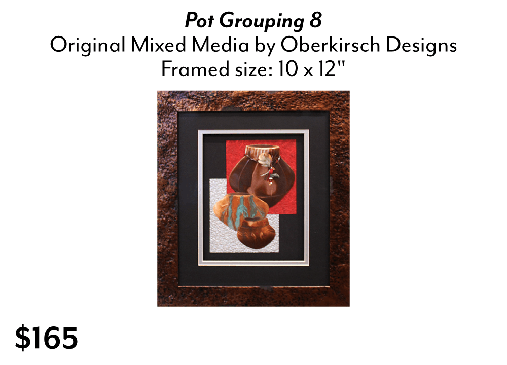 Oberkirsch Designs Pot Grouping