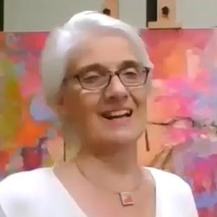 Dorothy Fagan inspirational expressionist artist