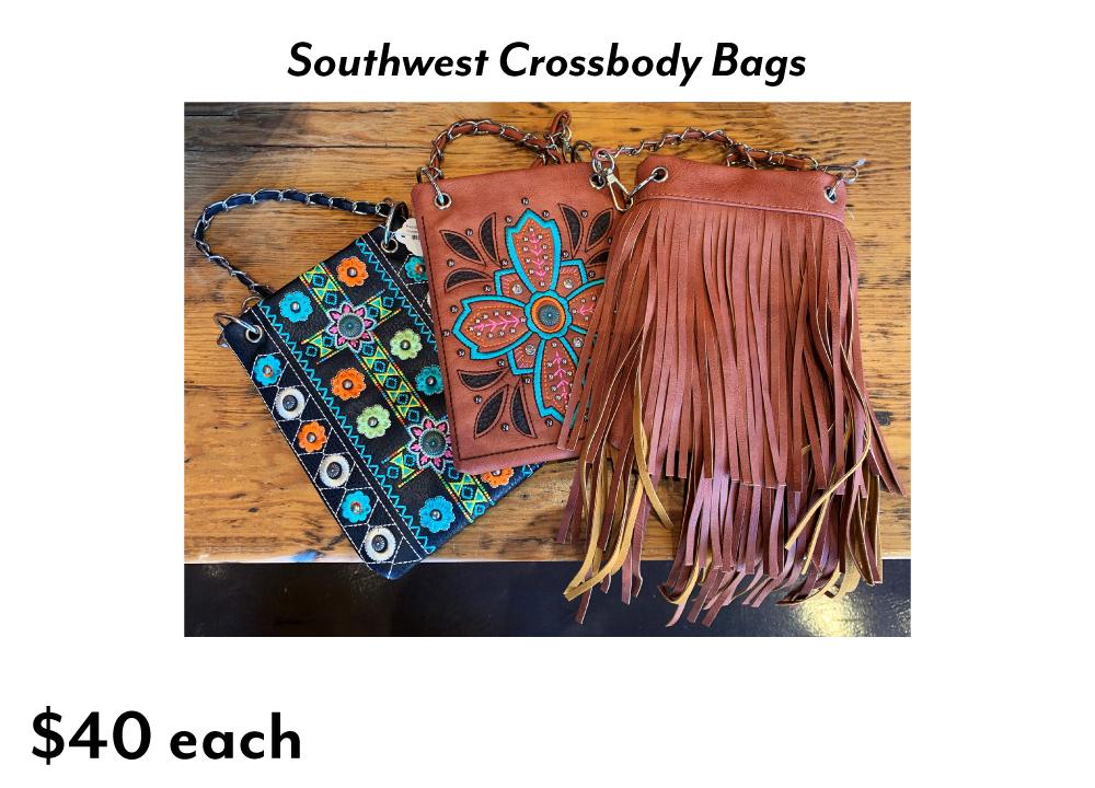 Southwest Crossbody bag