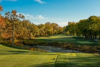 17th Hole, Columbia Country Club, Columbia, Missouri