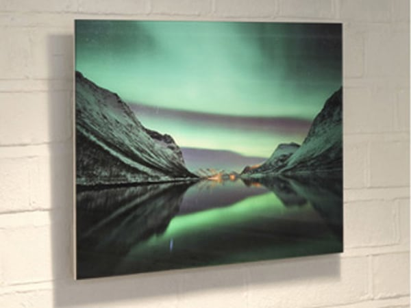 custom acrylic photo print