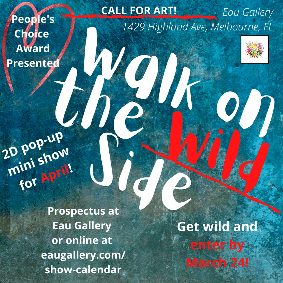 Call to Art - Walk on the Wid Side