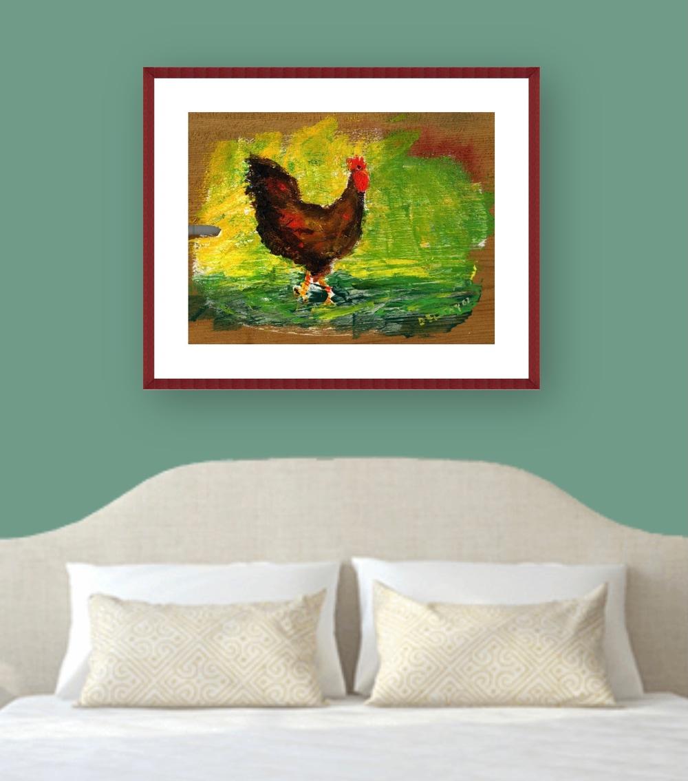 Chicken Prints