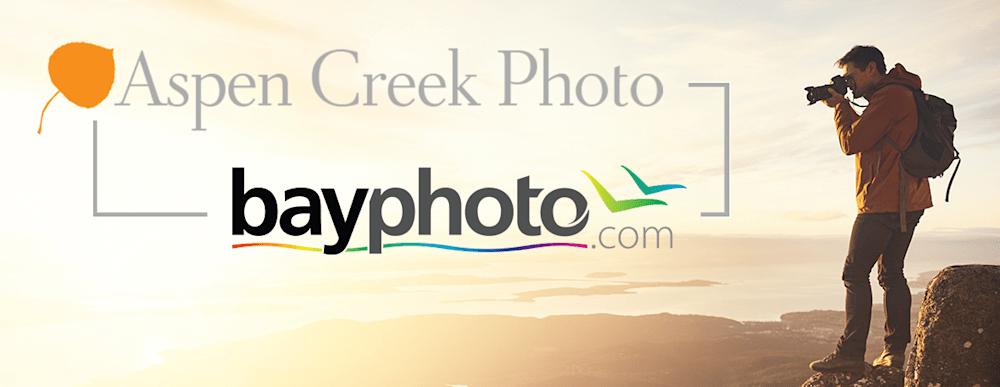 Aspen Creek Photo has joined the Bay Photo family!