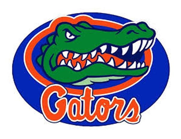 University of Florida gator logo