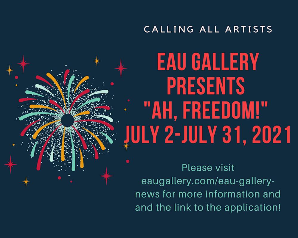 Ah Freedom - Call to Art