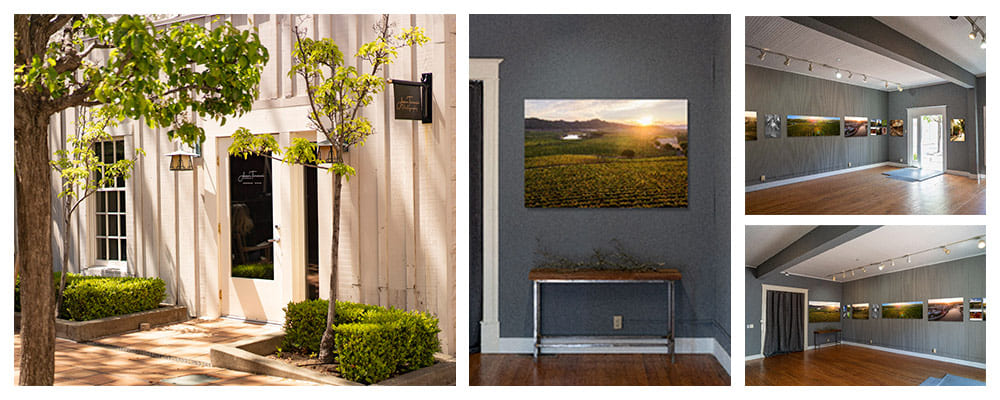 Visit Jason Tinacci Photography Gallery in downtown Sonoma Valley.