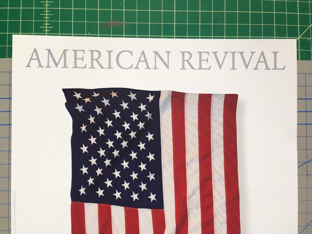 American Revival Print