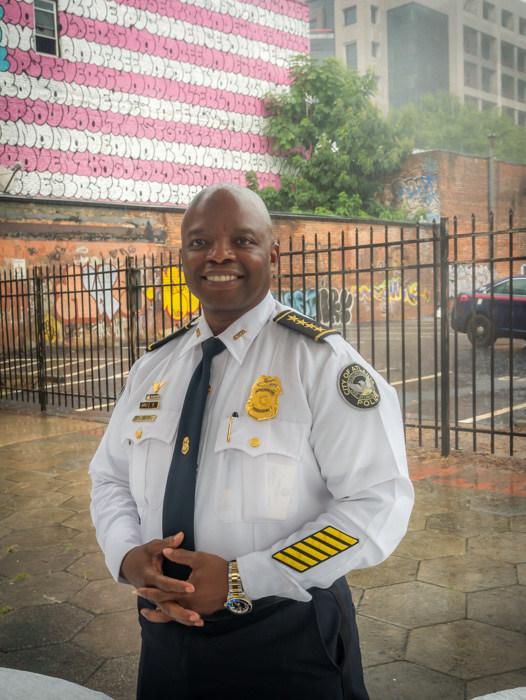 Atlanta Police Chief Bryant